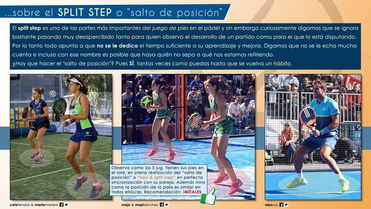 Split Step Padel