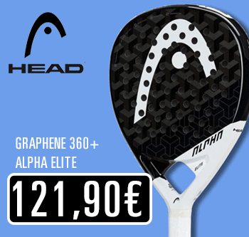 Oferta Pala Head Graphene 360+ Alpha Elite